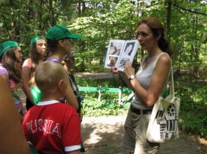 Москвичи решат. какие лекции пройдут в экоцентре