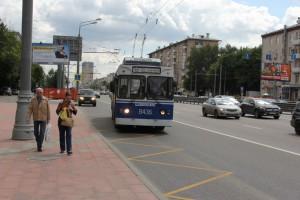 В Южном округе курсирует семь троллейбусных маршрутов