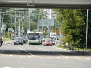 Произошли изменения в работе общественного транспорта в районе Чертаново Южное