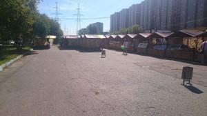 На территории района Чертаново Южное откроются две ярмарки по продаже клубники