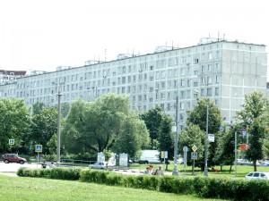 Многоквартирные дома ЮАО