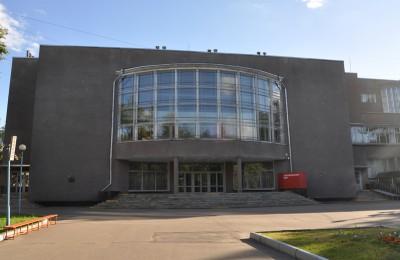 Культурный центр ЗИЛ в Даниловском районе Культурный центр ЗИЛ в Даниловском районе