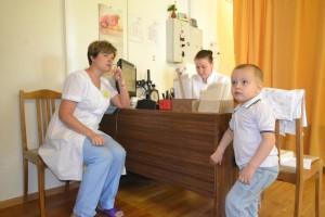 Педиатры детской поликлиники №12
