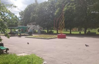Парк 30-летия Победы в ЮАО