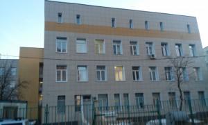 Поликлиника №170 района Чертаново Южное