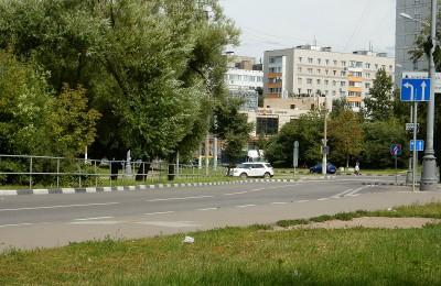 В районе Чертаново Южное отремонтировали уличные фонари