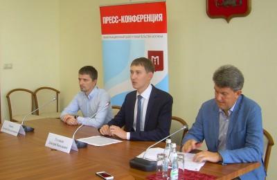 С начала года Департамент городского имущества Москвы оказал более 21 тысячи госуслуг, сообщил Дмитрий Тетушкин