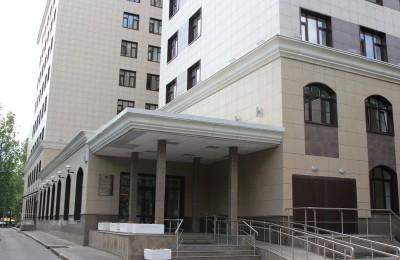 Отделение ПФР на улице Стасовой