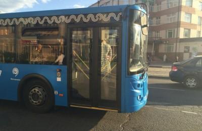Автобус №37 Чертанова Южного перейдет на бестурникетную систему