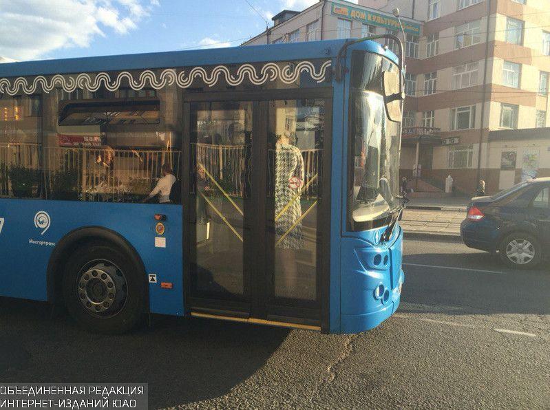 Ремонт трамвайных путей наЧертановской улице завершен
