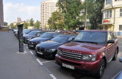Продлить резидентное разрешение на парковку жители столицы могут заранее