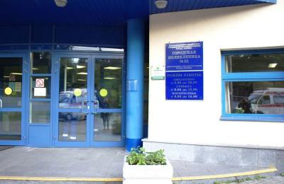 Не соответствующий нормам пандус в детской поликлинике №98 отремонтируют в октябре