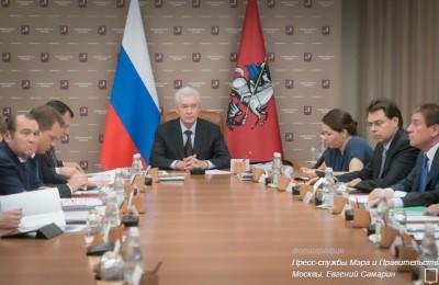 Новогодние каникулы в Москве прошли без происшествий, заявил Сергей Собянин