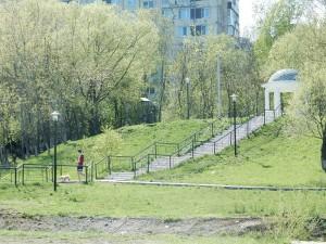 Покровский парк в Чертаново Южное