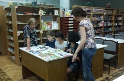 Экологический кружок в районе Чертаново Южное стал участником проекта «Зеленая библиотека»