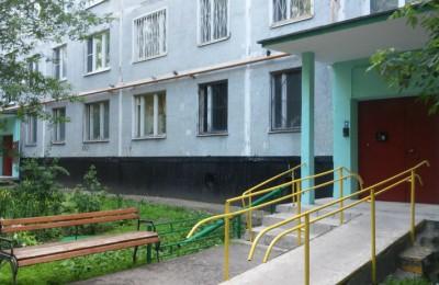 Придомовая территория, район Чертаново Южное