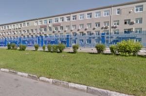 Территория завода на улице Котляковская