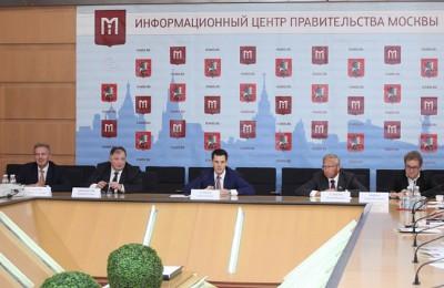 Отчетная выставка Москомархитектуры «Открытый город» пройдет в октябре, сообщил Сергей Кузнецов