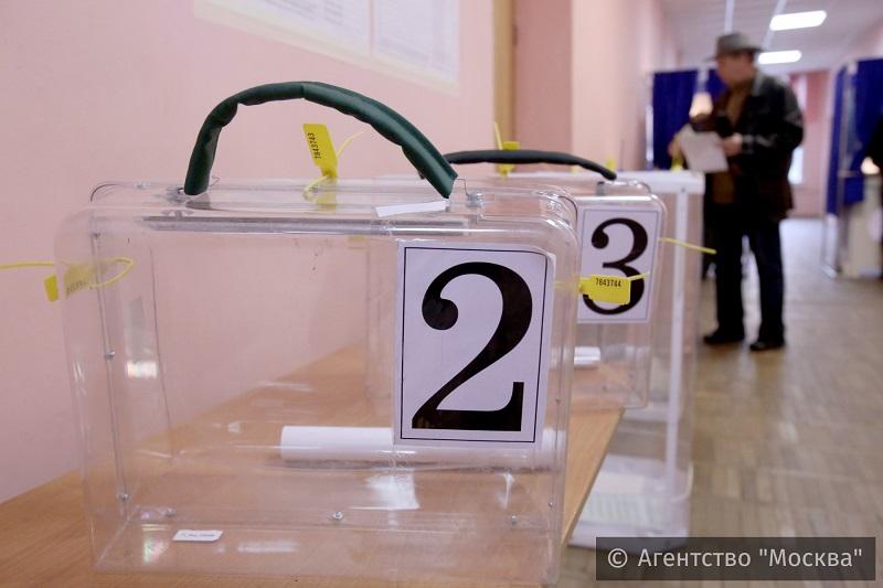 Мосизбирком незафиксировал нарушений навыборах встолице