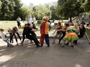 Детский праздник в Чертаново Южное
