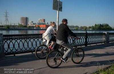 Впервые в Москве акция «На работу на велосипеде» будет проходить несколько дней подряд