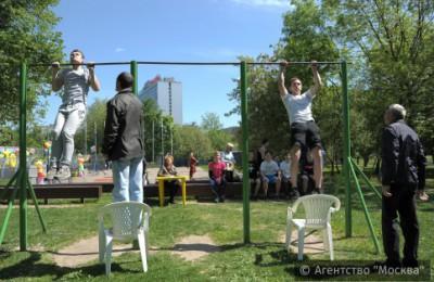 Новый проект «Спортивные субботы» стартует в Москве в День города