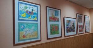 Открытая окружная выставка пройдет в гимназии №1526