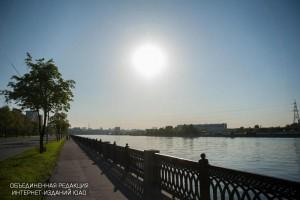 Проекты благоустройства набережных Москвы-реки представили на выставке