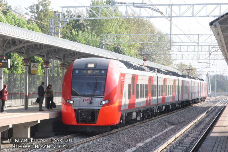 МЦК перевезло около млн. пассажиров наименее, чем занеделю