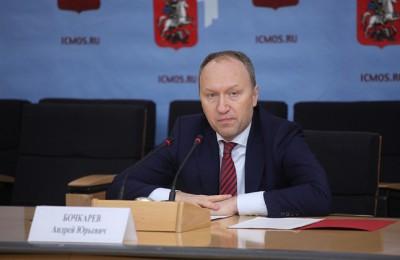 Бочкарев: За 9 месяцев 2016 года в Москве ввели в эксплуатацию 20 жилых домов