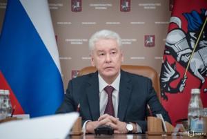 Число ДТП на столичных дорогах уменьшилось почти вдвое - мэр Москвы Сергей Собянин