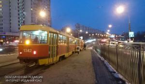 Движение трамваев по ночному маршруту №3 восстановлено