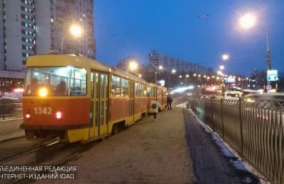 Возобновлено движение ночного трамвая №3