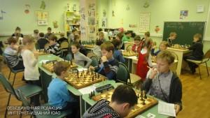 Первый этап турнира «Юный шашист» прошел в одном из образовательных учреждений района