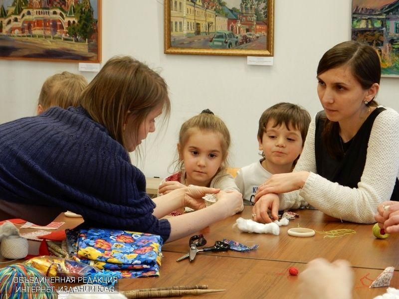 Детям-сиротам будут искать потенциальных родителей наЮго-Западе столицы