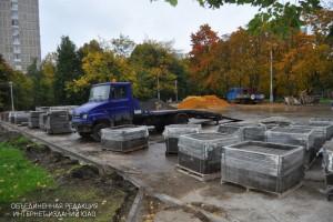 В районе Чертаново Южное проведут ремонт асфальтобетонного дорожного покрытия