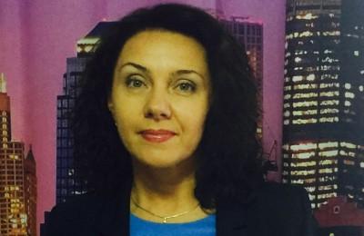 Депутат Евгения Скуратова