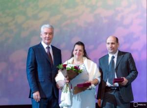 Мэр Сергей Собянин вручил государственные награды многодетным семьям Москвы