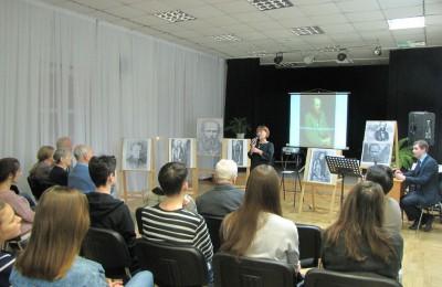 Посвященный творчеству Достоевского вечер состоялся в центре «Виктория»