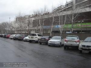 В районе появится новая зона платной парковки с 26 декабря