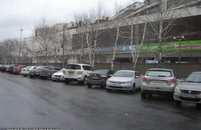 Парковки в районе Чертаново Южное