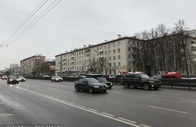 Улица Подольских Курсантов