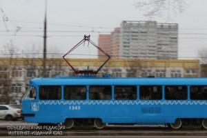 Трамваи в Южном Округе