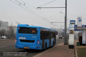 Автобусы №№188 и 675 изменили график работы