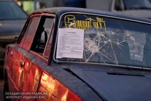 В марте на территории района выявили два брошенных автомобиля