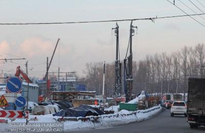 Реконструкция участка Дорожной улицы завершится в 2019 году