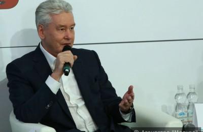 Москва является одним из крупнейших в мире образовательных центров, заявил Сергей Собянин