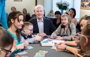 Число детских кружков и секций в Москве выросло в 2 раза - мэр Москвы Сергей Собянин