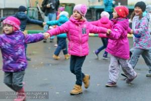 Жители района Чертаново Южное могут записать своего ребенка на воскресную зарядку