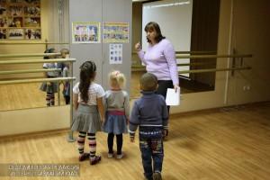 Дети на мероприятии в ЮАО